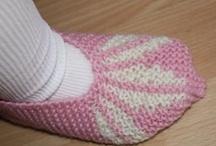 Knit - Socks osv.