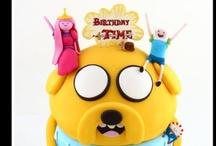 Adventure Time Birthday