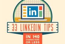 LinkedIn / Hints and tips on how to get the most from LinkedIn. If you work with other businesses LinkedIn is a useful platform to put effort into.