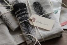 Tea Towels / by Rachel Hooker