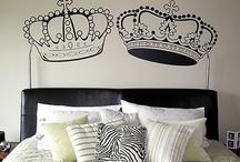 Bedrooms! / by Kara Stephens ✞