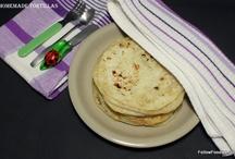 Breads /Flat Breads / Paratha
