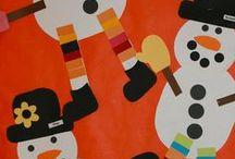 Kids Crafts: Winter