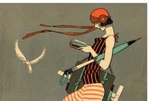 Illustration / by Sharyn Fish
