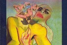 Transavantgarde / Italian art movement which included Mimmo Paladino, Sandro Chia, Enzo Cucchi, Nicola De Maria, Francesco Clemente