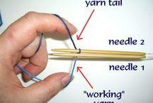 Tips og triks / Smarte råd og teknikker til strikking og hekling
