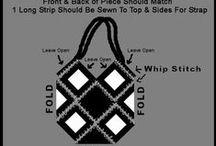 BAG Vesker mønster og tips