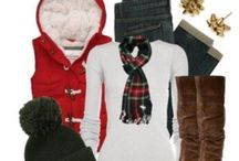 Winter Clothes / by Meaghan Thomas