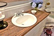 {Kids Bathroom} / Bathroom, renovation, home, design, style, diy, kids, children, rooms