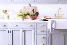 {Dream Kitchen} / kitchen design, kitchen renovation, home, design, style, kitchen diy, demolition, DIY, hand-built
