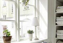 INTERIORS / light + bright / by Jenn Gaudet