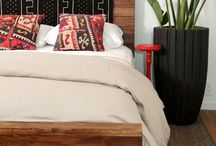 INTERIORS / bedrooms / by Jenn Gaudet