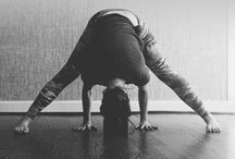 INSPIRATION / yoga + wellness / by Jenn Gaudet