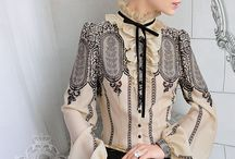 Fashion: modern Victorian / Victorian wear I could get away with wearing everyday
