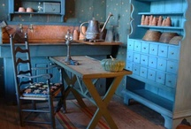 cupboards, cubby's, & drawers