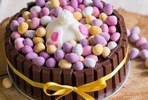 Easter Recipes / We have a collection of the best bakes for you to make over the Easter break! Go one better than an Easter egg and make these delicious Easter treats. / by BakingMad.com