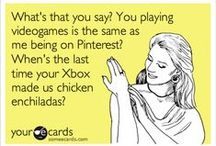 Very Pinteresting ;-) / Pinterest can take over your life!  Who knew? / by Debi Taylor-Hough
