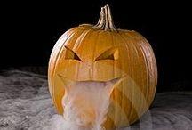Autumn Holidays / Thanksgiving and Halloween
