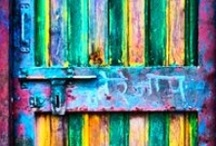 Doors. / by Armando Galván