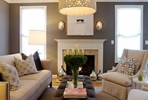 Family Room Ideas / by Donna Andrews