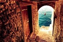 Open Door & Explore