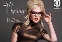 Because I Wish I was a Drag Queen / by Julia