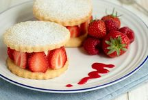 Strawberry Season / Get that summer feeling with this collection of our favouite strawberry recipes.