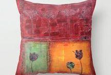 pillows / find them @  http://society6.com/KellieBecker/pillows