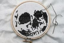 Cross stitch it