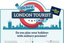 London Infographics / Learn about London - the fun way! / by London Pass