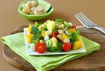 Summer Cookin' - Hot Weather Recipes / summer recipes for hot weather.