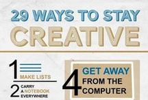 Creativity / How to find your creativity or reboost it.