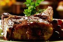 Pork - It's What's for Dinner / Pork Recipes - A Nice Cross Between Healthy and Amazing