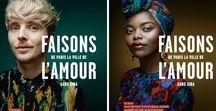 Paris Poster Events / Manifesti pubblicitari dei principali eventi e delle campagne di comunicazione, sponsorizzati dal comune di Parigi. Se ti piacciono gli affiches visita il mio sito https://www.posterlovers.it