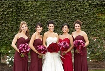 Red Wedding / Ideas for red in a wedding.