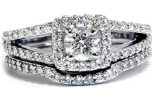 Unique Engagement Rings / Whether you are going non traditional or more vintage look, these creative engagement rings will inspire you.