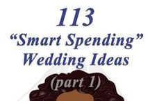 Wedding Ideas / Unique & interesting inspiration for the wedding & reception, including wedding ideas on a budget such as DIY projects, decor, economical venues, ceremony tips, & other wedding considerations. (Note to wedding planners and others in the industry: I've opened the board to select other pinners. If you'd like an invite, please email me with a link to your Pinterest account at  WeddingIdeasBoard @ MyOnlineWeddingHelp.com. Also, please add no more than a couple of pins at a day. Thanks! ~Bobette)