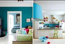 Interiors / Pretty spaces