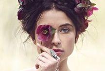 La Vie Bohème / bohemian lifestyle, clothing, hair, etc #boho #bohemian #apparel #fashion #bohobaby #shabbychic / by Kristin Damstetter