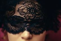 lavish lace / lace garments, etc / by Kristin Damstetter