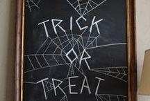 Halloween Tricks & Treats / by Britney McClure