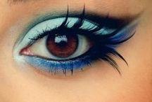 enchanting eyes / eye makeup / by Kristin Damstetter