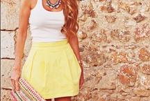 sizzlin' skirts / fun flirty feminine skirts / by Kristin Damstetter