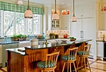 Kitchen / by Laura Stricklin