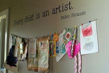 Craft Ideas / by Kalie Tebear