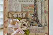 Cards - Parisian / by Theresa Stanley