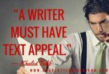 Fabulous Writing Quotes / Fabulous Writing Quotes
