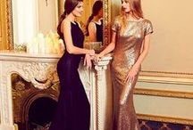 Black Tie Affair / Inspiration for a formal affair and the guide to finding your perfect LBD!