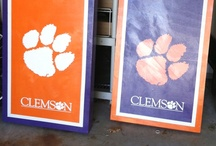 Clemson / by Jennifer Crawford