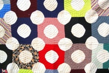 Fabric Inspiration / Bold Designs and Colors